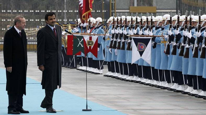 Katar Emiri Türkiye'de