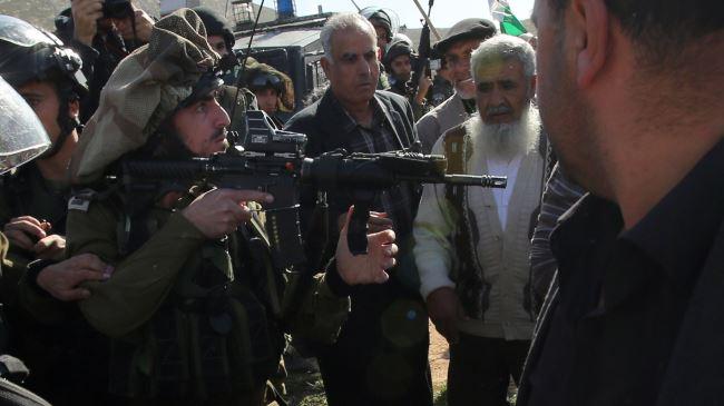 Batı Şeria'da İsrail Terörü Sürüyor: 9 Yaralı