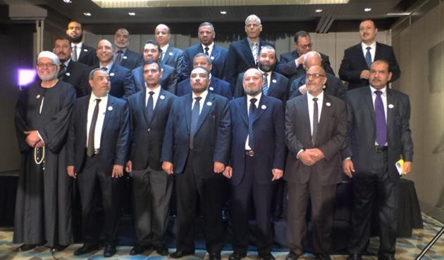 Müslüman Kardeşler sürgünde Meclis kurdu