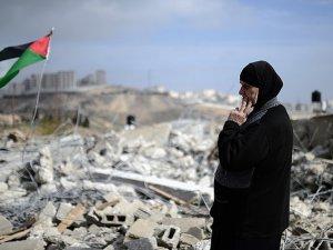 İsrail 2014'te Necef'te Bin Filistinlinin Evini Yıktı