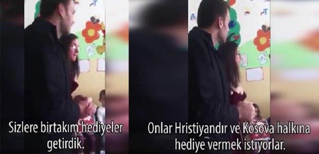 Okulda Misyonerlik Faaliyetleri Kameraya Takıldı