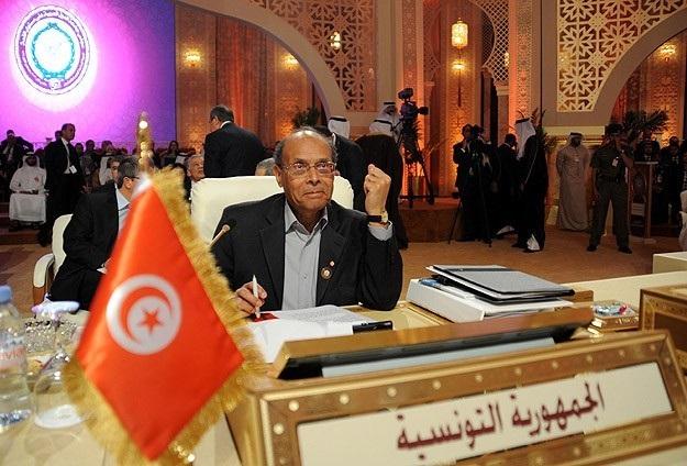 Tunus'ta Merzuki'den Yeni Siyasi Hareket