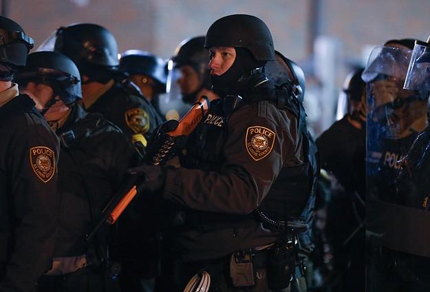 ABD Polisi Bir Genci Daha Öldürdü