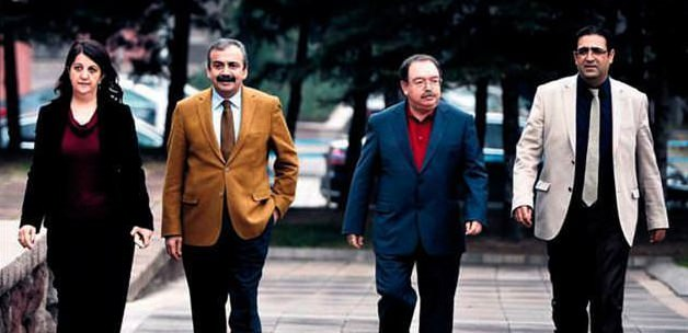 HDP heyeti Kandil'den döndü