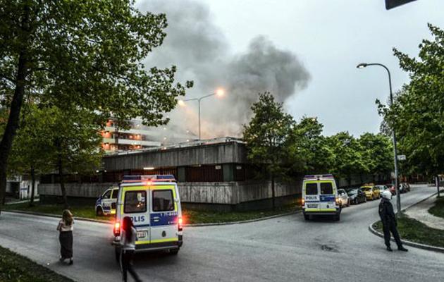 İsveç hükümeti üyeleri cami saldırısını kınadı