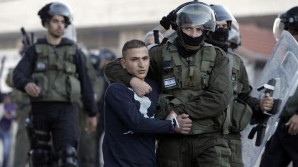İsrail Polisinden 12 Gözaltı