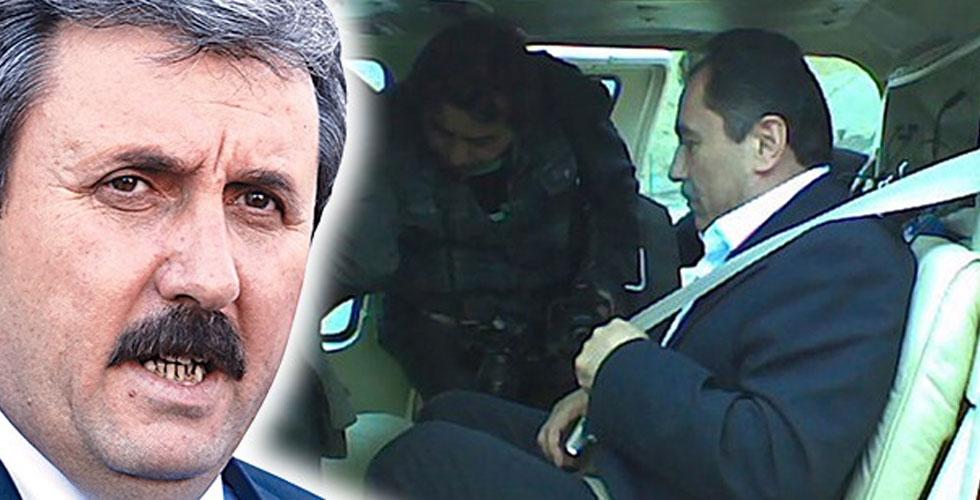 Ahmet Yenilmez Mustafa Destici'ye Yüklendi