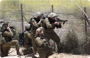 Ambargonun Kalkması İçin Gazze'de Yapılan Eyleme Silahlı Müdahale