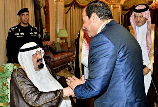 Siyonistler Katar Mısır İttifakı'nın Mutluluğunu Yaşıyor
