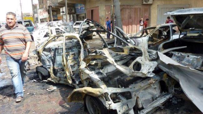 Şam'daİntihar Saldırısı
