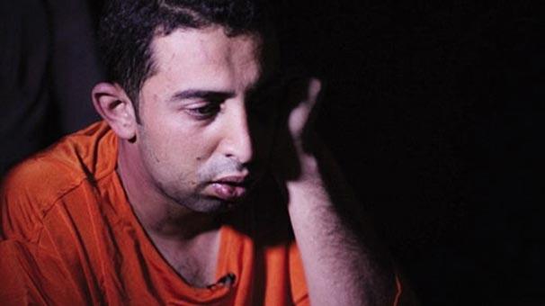 İŞİD  Pilotun Görüntülerini Yayınladı