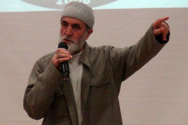"""""""ABD Elbette İslam'a Düşman PKK 'ya Dost  Olacak"""""""