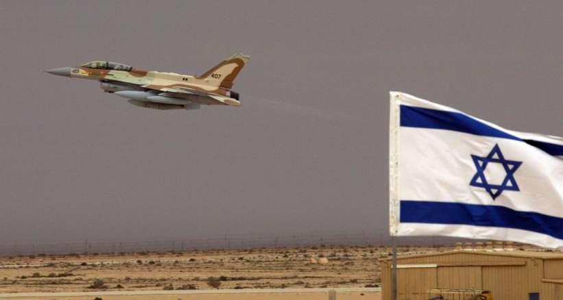 İsrail'den Suriye'de Hizbullah'a Hava Saldırısı