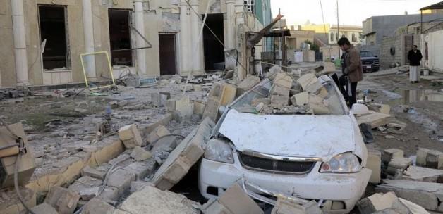 Bağdat'ta 2015'in ilk kanı aktı