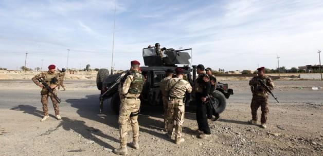 50 IŞİD Militanı Öldürüldü