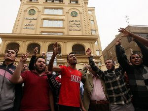 """Mısır'da Sol Eğilimli Aktivistlere """"İhvan Cezası"""""""