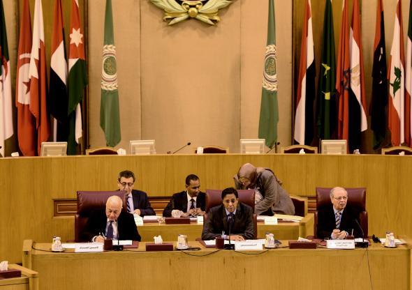 Arap Birliği'nin Halep Toplantısından Kınama Çıktı