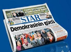 Star gazetesinin GYY'si belli oldu