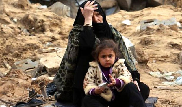 """Filistinlilerin """"Kara Yılı"""""""