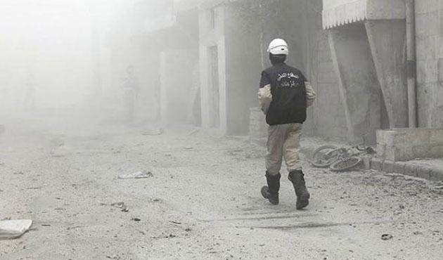 Suriye'de yine kimyasal iddiaları