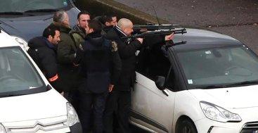 Teröristler Öldürülmeden Önce Fransız Medyasına Konuşmuş