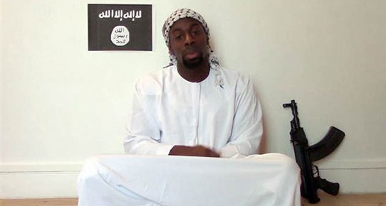 Markete  Saldıran Teröristin Videosu Ortaya Çıktı