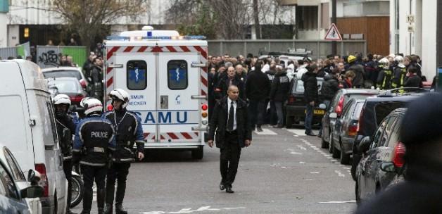 Paris'te Gözaltına Alınan Şüpheliler Serbest