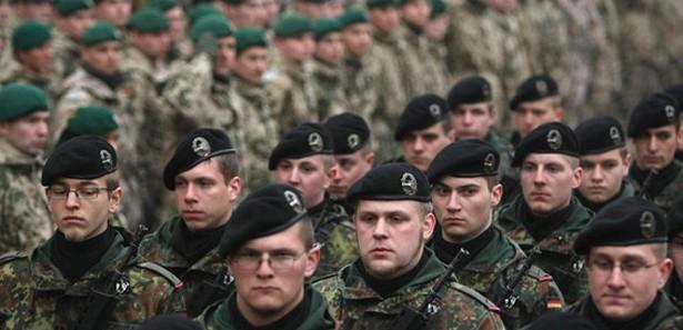 Alman Ordusu İmam Arıyor
