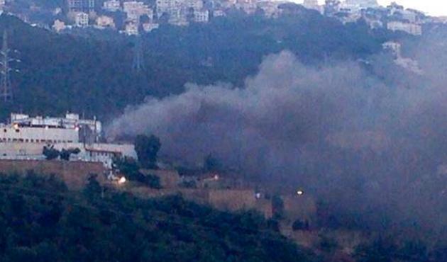 Lübnan'da asker hapishaneyi bastı