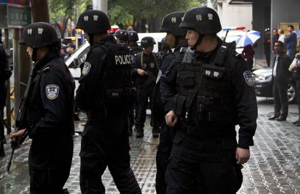 6 Uygur Türk'ü Öldürüldü
