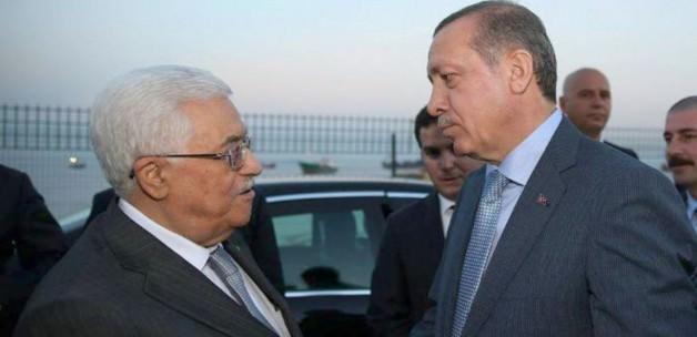 Mahmud Abbas Bugün Türkiye'ye Geliyor  