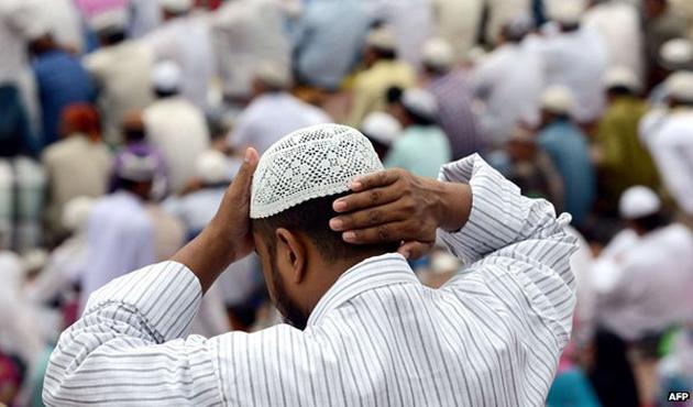 AB'de Nüfusun Yüzde 5'i Müslüman