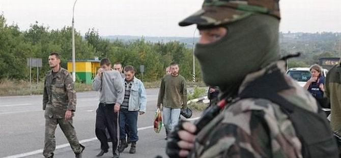 Ukrayna'nın Doğusunda 10 Sivil Öldü