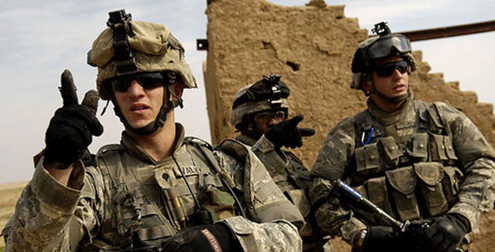 'İngiliz Birlikler ABD Üniformalarıyla Suriye'de Operasyona Katıldı'