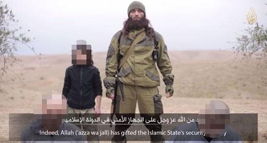 IŞİD Videosundaki Militan Kobani'de Öldürüldü