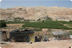 İşgal Yönetimi Eriha'nın Kuzeyinde Bir Filistin Köyünün Boşaltılmasını Emretti