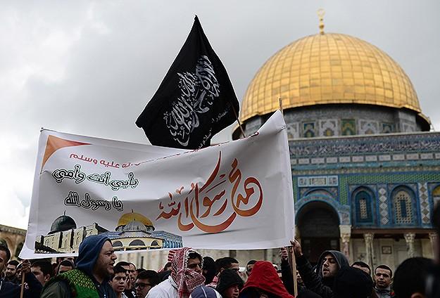 Kudüs'te Kudüs Günü Kutlandı