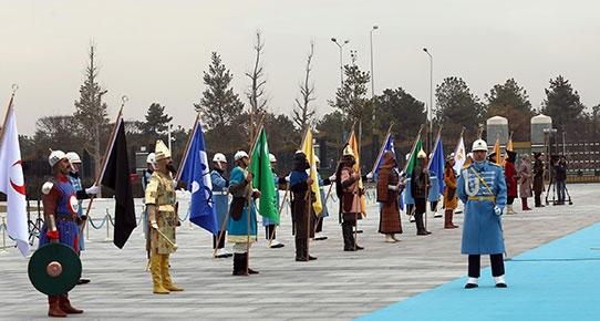 16 Türk devleti Askerlerinin Heykelleri Dikiliyor
