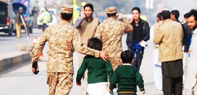 Pakistan'daki Saldırıyla İlgili  Yeni Gelişme