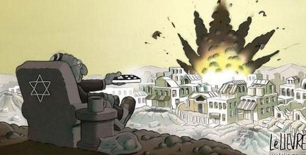 Avustralya'da İsrail'iEleştiren Karikatür İçin İhlal Kararı