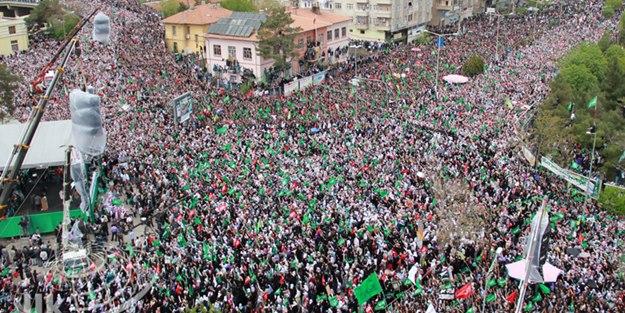 'Peygamber Sevdalıları' Diyarbakır'da Mydanlara İniyor