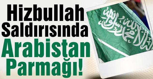 Hizbullah Salırısında Suud Parmağı
