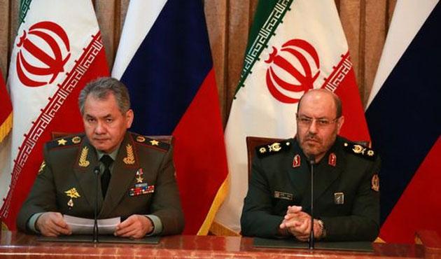 Rusya ve İran arasında İlk Askeri Anlaşma