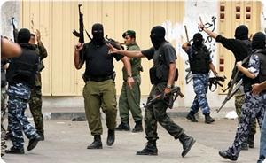 Abbas'a Bağlı Güçler Batı Yaka'da 4 Kişiyi Tutukladı