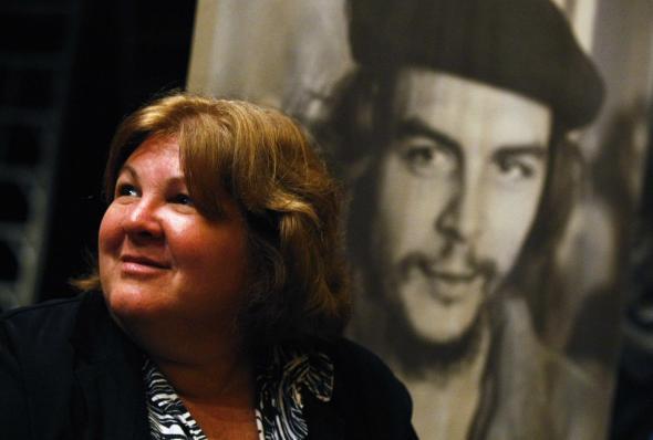 Che Guevara'nın Kızından ABD-Küba Yakınlaşmasına Destek