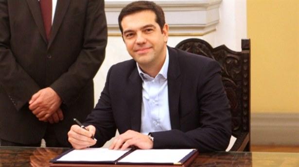 Yunan Başbakan'dan Filistin Hamlesi