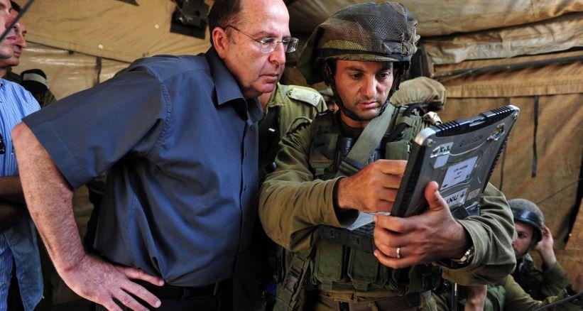 Yalon: İran, Golan'da İsrail'e KarşıCephe Açmaya Çalışıyor