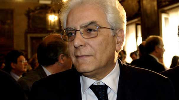 İtalya'nın yeni cumhurbaşkanı seçildi