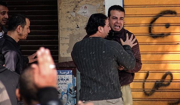 Mısır Yönetimi Ölümleri Örtbas Etmeye Çalışmış