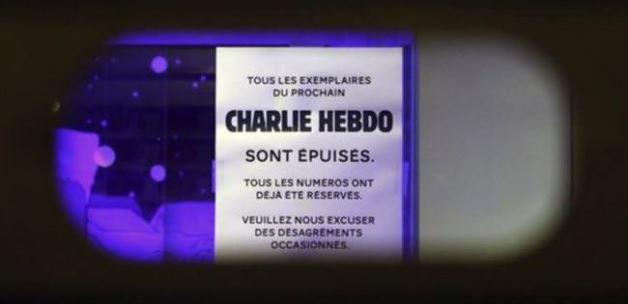 Charlie Hebdo'dan Peygamber ve Papa Açıklaması